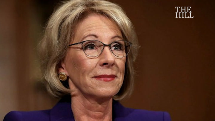 DeVos suggests teachers go on strike during 'adult time'