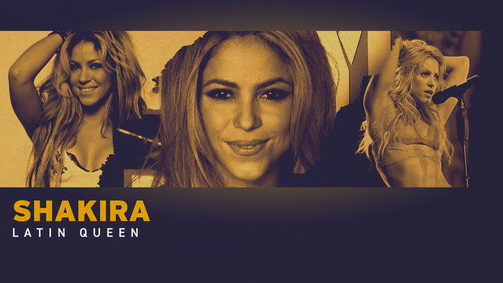 Shakira: Latin Queen