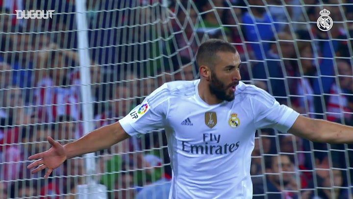 Real Madrid Face Athletic Bilbao In San Mamés