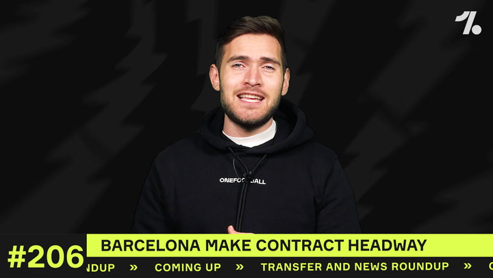 Barcelona open contract talks with Roberto, Mingueza AND Pedri!
