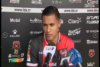 Roger Rojas le da detalles a Costa Rica sobre Luis Suárez