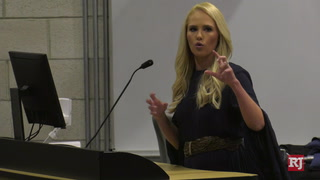 Tomi Lahren Speaks at UNLV – VIDEO