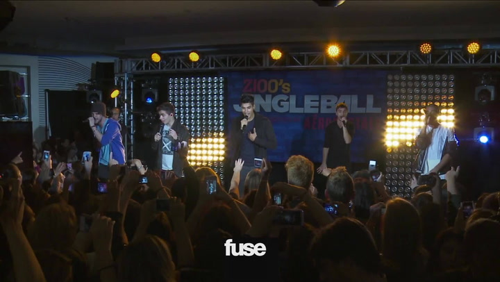 The Wanted Unveil Jingle Ball Lineup: Taylor Swift, Justin Bieber, One Direction & More!