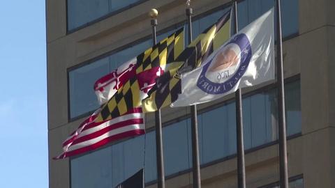 Sin esperanza en Baltimore, la zona cero del