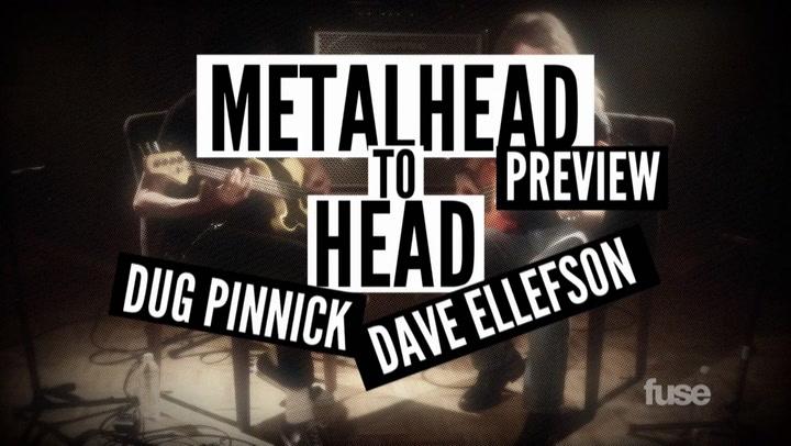 Megadeth's David Ellefson and King's X's Dug Pinnick