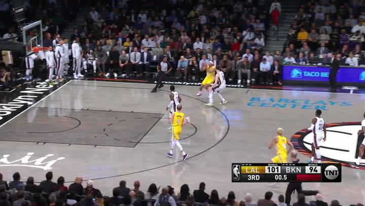 Las 5 mejores jugadas de la jornada de la NBA del 23 de enero 2020