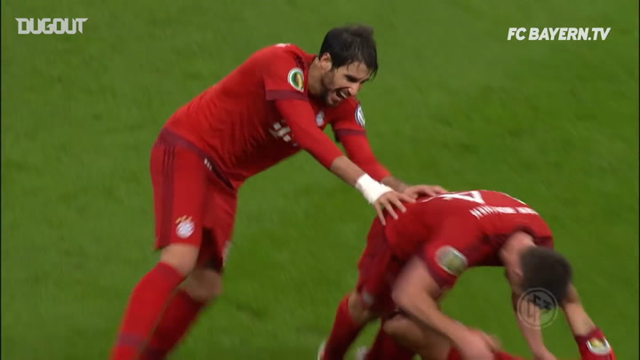 The Story Behind: Xabi Alonso's success