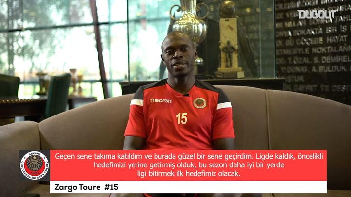 Zargo Touré Soruları Yanıtladı
