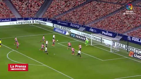 Atlético de Madrid 3-1 Valencia (Liga Española)