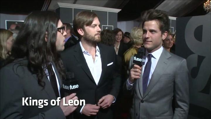 Interviews: Grammys: Being Nominated