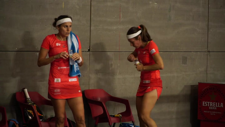 Resumen Dieciseisavos de Final Femenino Estrella Damm Open 2020 Turno 1