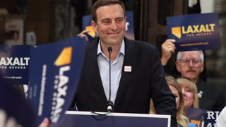 NV Attorney General Adam Laxalt announces run for governor