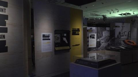 Una exposición en Nueva York explora la caza de Osama bin Laden