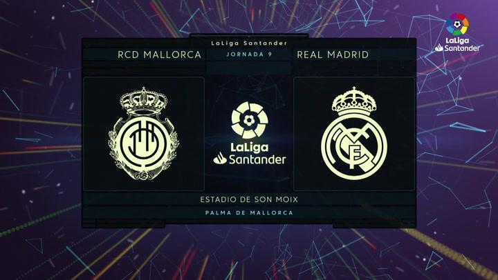 LaLiga (J9): Resumen y gol del Mallorca 1-0 Real Madrid