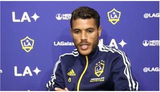 Jonathan Dos Santos sobre Ibrahimovic en el Galaxy: ''Los jóvenes se cagab** en los pantalones''