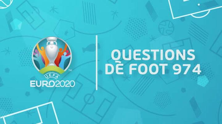 Replay Questions de foot 974 - Dimanche 20 Juin 2021