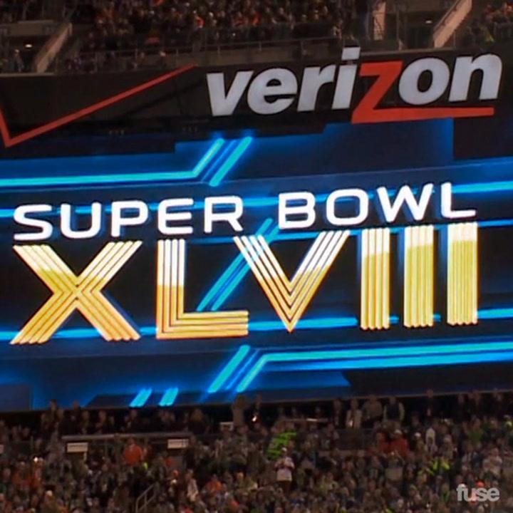 Esteban's Behind-the-Scenes Super Bowl XLVIII Experience