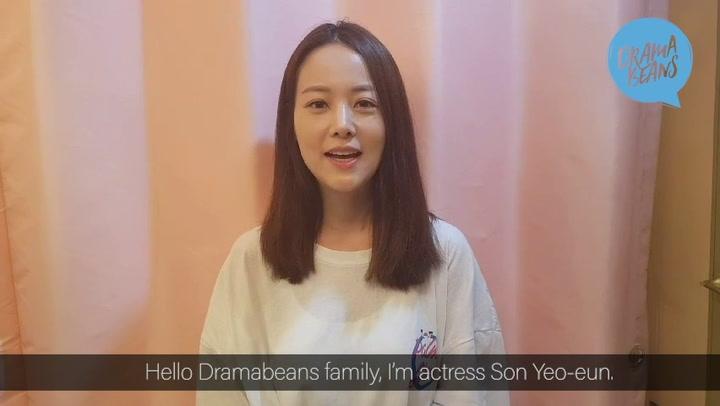 [Hello Dramabeans] Sohn Yeo-eun