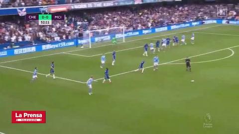 Chelsea 0 - 1 Manchester City (Premier League)