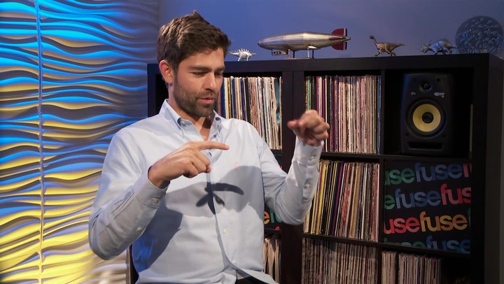 Adrian Grenier Loved Lincoln Logs: My First Obsession
