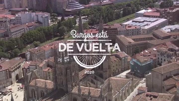El recorrido de la Vuelta a Burgos 2020
