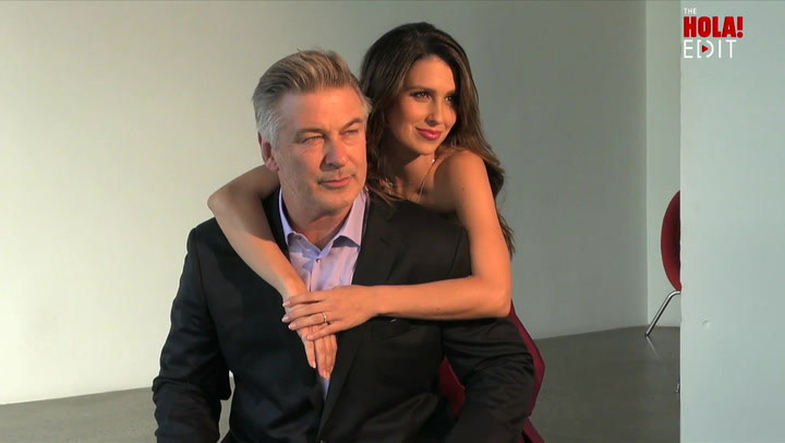 Hilaria Baldwin says Alec Baldwin didn't kiss her for 6 weeks when first dating