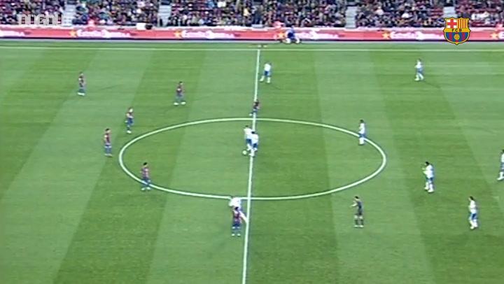 Throwback: Barça 2-1 Deportivo de La Coruña 2007