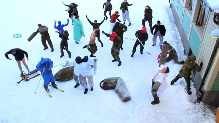 Norsk versjon av Harlem shake er blitt en megahit