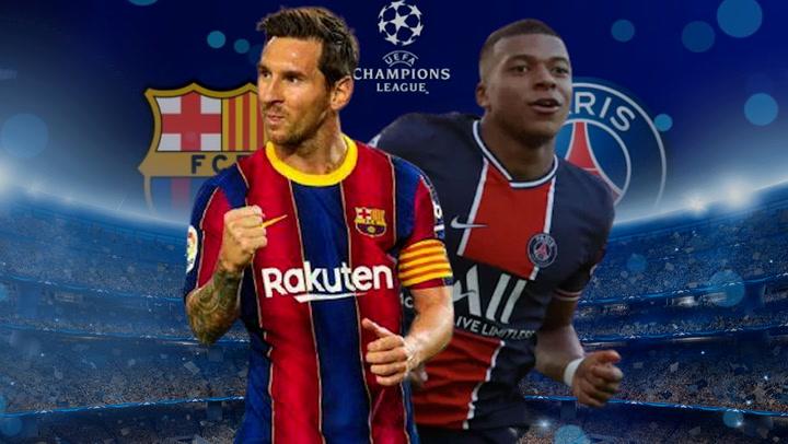 Messi-Mbappé, el gran duelo