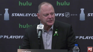 Gerard Gallant Reacts To Game Four Win Against Jets