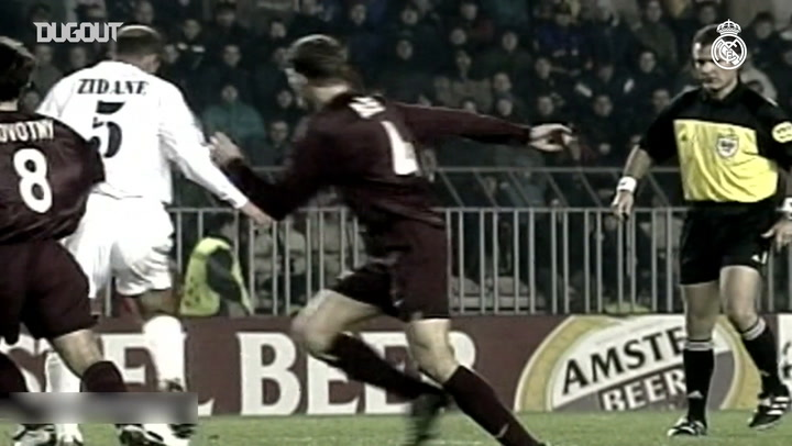 Tricks And Flicks: Zinedine Zidane