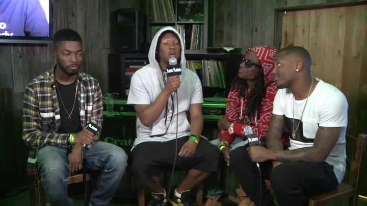 Hit-Boy Explains How Beatmaking Crew HS87 Got Together