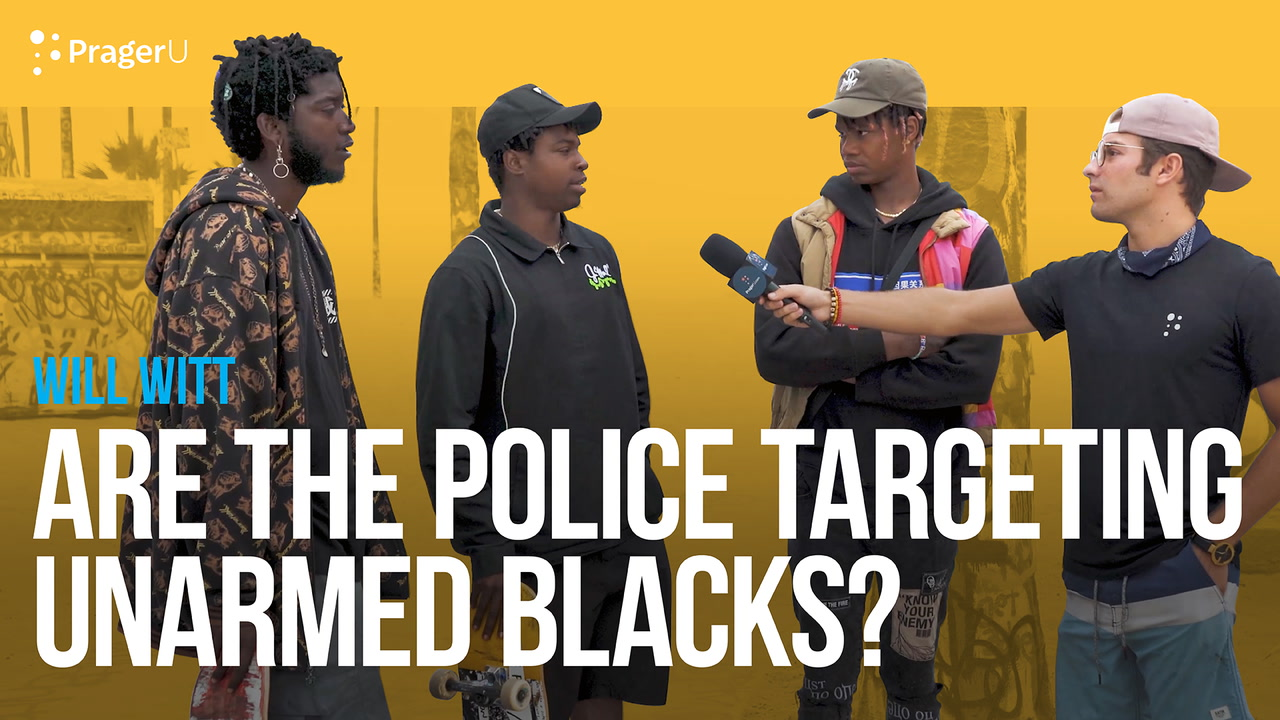 Are the Police Targeting Unarmed Blacks?