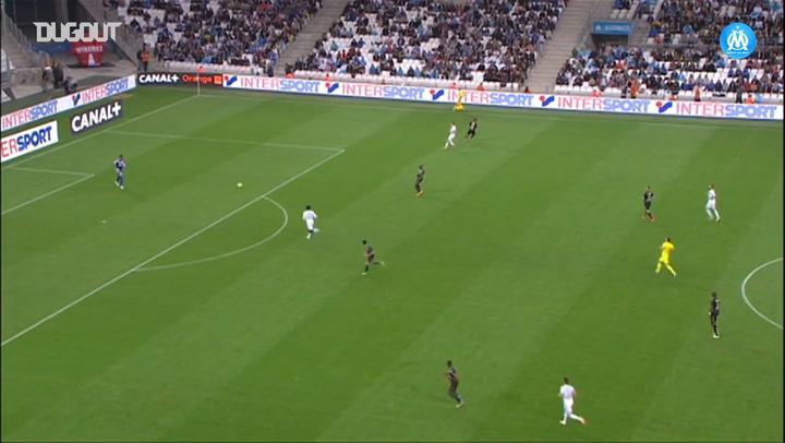 Batshuayi secures OM win over Reims
