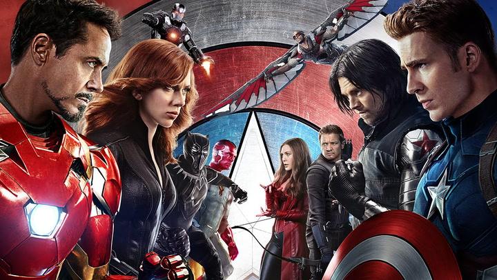 3rd captain america movie