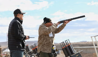 SHOT Show: Testing firearms at Boulder City range