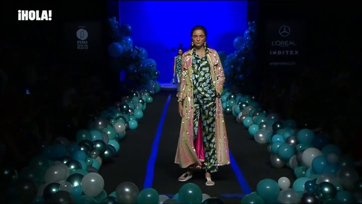Fashion Week Madrid primavera-verano 2019: La Condesa