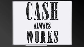 Call for entries: Cash Always Works video