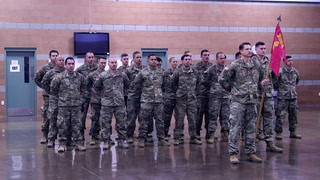 Nevada Army National Guard unit deploys to Afghanistan
