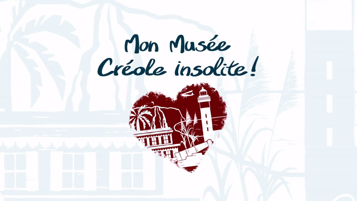 Replay Mon musee creole insolite - Lundi 13 Septembre 2021
