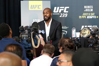 UFC 239: Jon Jones says he wants to make a statement – VIDEO