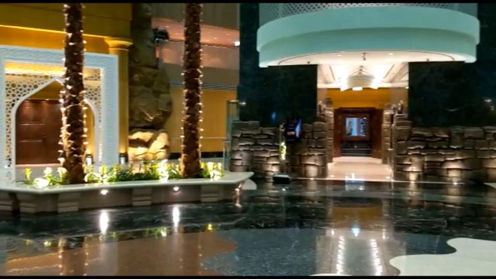 Así es el hotel donde se aloja el Real Madrid en Yeda
