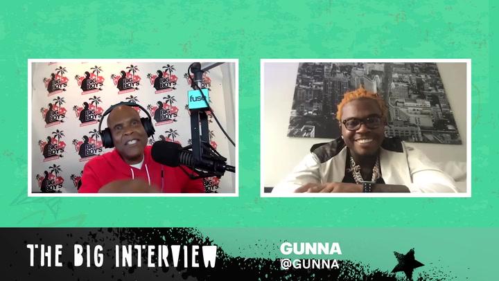 """Gunna Talks """"WUNNA"""" & Mentorship From Young Thug"""