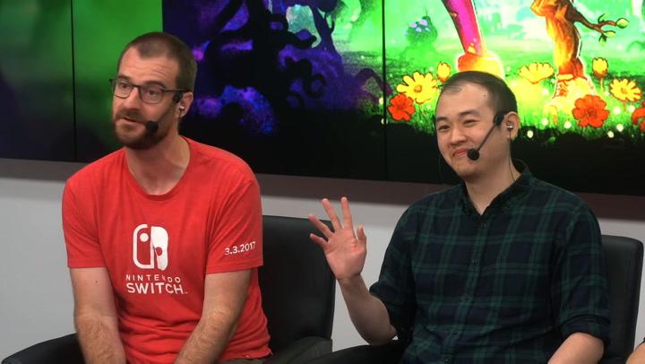 RAD Gameplay - Nintendo Treehouse E3 2019