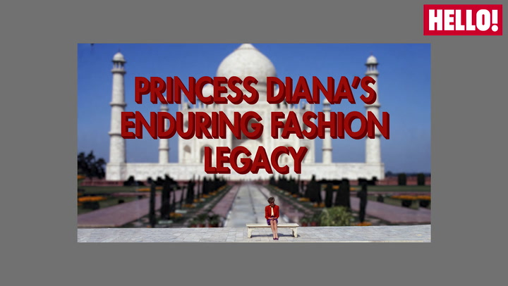 Princess Diana\'s Enduring Fashion Legacy