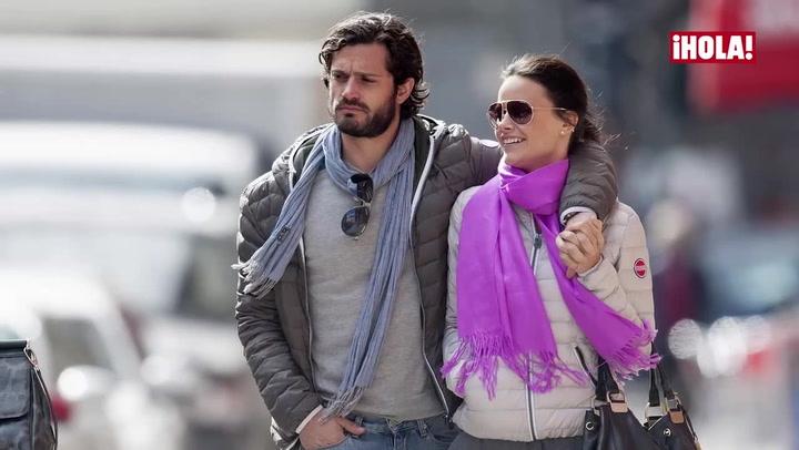 El cuento de hadas de Carlos Felipe y Sofia: el triunfo del amor