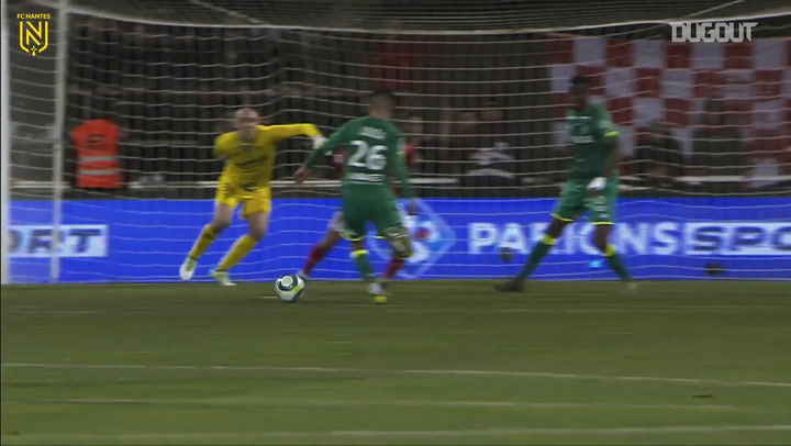 Imran Louza's best moments for FC Nantes