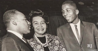 Civil rights activist talks about meeting Dr. Martin Luther King Jr.