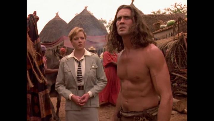 Tarzan and the Mahars