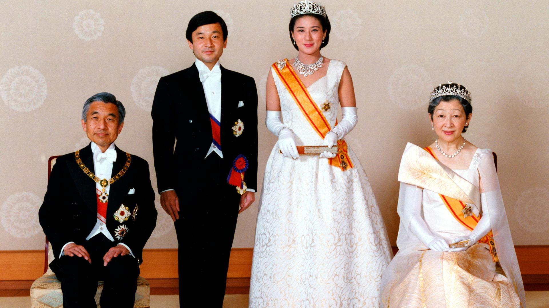 Naruhito y Masako le deben su matrimonio a la infanta Elena